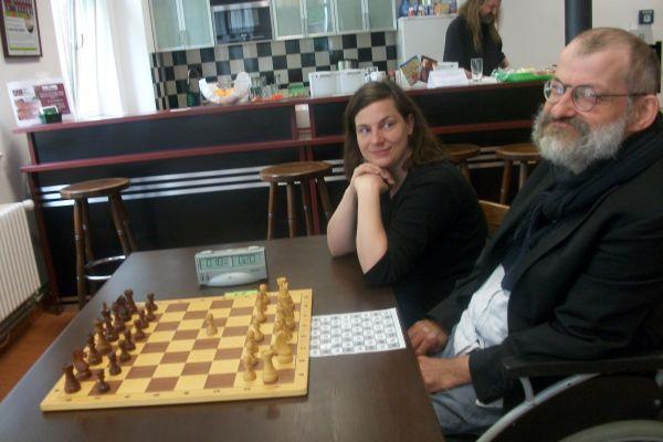 SF Stefan Lippianowski wartet auf Dirk Möller