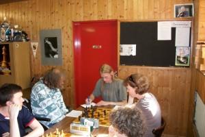 Ein in der Berliner Szene häufig gesehener Spieler: Rollstuhlfahrer Stefan Lippianowski