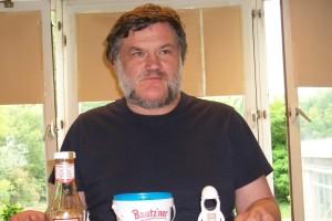 Uwe Noak war einer der Zuständigen für gute Speisen bei moderaten Preisen!