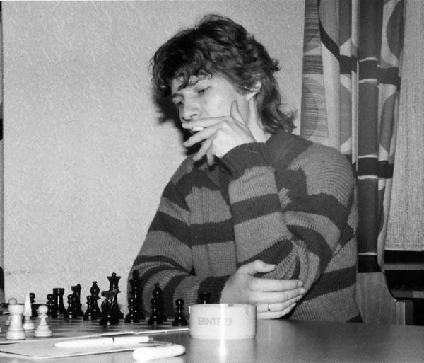 Wilhelm Schlemermeyer in seinen jungen Jahren.