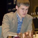 Nicht Weltmeister und auch nicht die Nummer 1. Dafür die neue Werbeikone des Schachs...