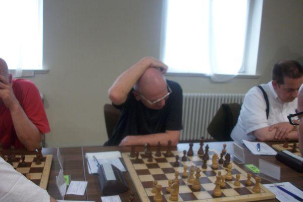Yosip Shapiro stach durch Kampfpartien hervor, allerdings konnte er am Ende nicht den Thron besteigen. In der Seniorenwertung gelang ihm der 3. Platz.